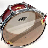 ASBA RIVE GAUCHE FINISH LOU RED SNARE