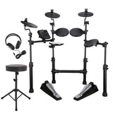 Carlsbro CSD100 Commander Electronic Drum Kit with Bonus Pack