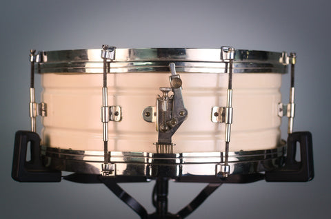 "John Grey RARE Leedy Copy 14x5"" Snare Drum - 1930/40s"