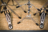 Premier 4000 Series Hardware Pack (Hi-hat, Straight, Boom Cymbal Stands, Snare Stand & Bass Drum Pedal)