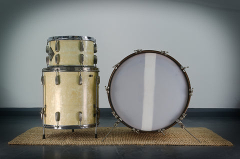 "Slingerland 1953-56 Radio King Drum Kit in WMP - 22""/13""/16"""