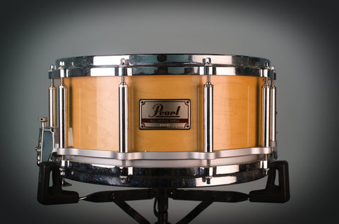 "Pearl Maple 14"" x 6.5"" Free Floater Snare Drum"