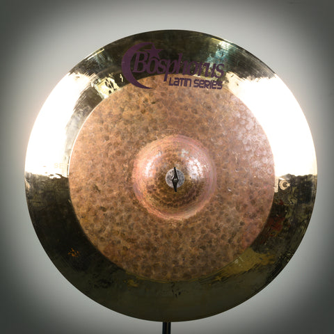 "Bosphorus Latin Series 20"" Ride Cymbal"