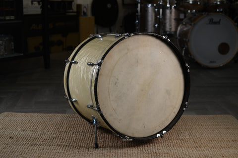 "Ajax Deluxe 20x16"" Bass Drum - 1950's"