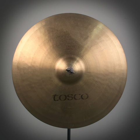 "Tosco by Sabian 22"" Heavy Ride Cymbal"