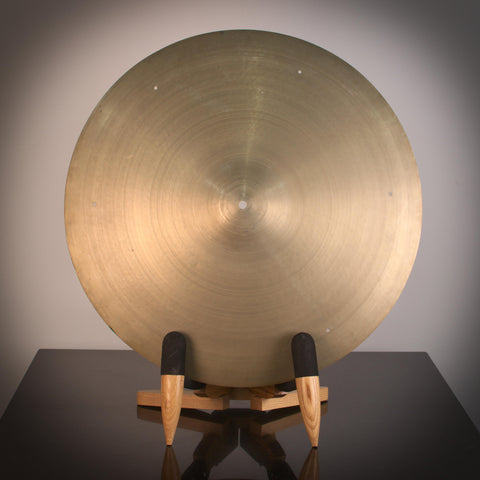 "Krut Special 20"" Vintage Ride Cymbal with Rivet Holes - 1960's"