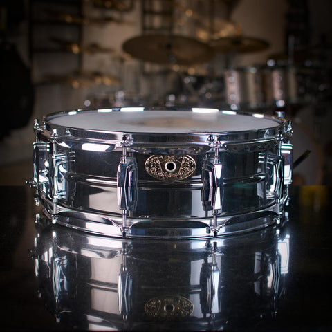 "Ludwig Black Beauty LB416 14x5"" 100th Anniversary Snare Drum - 2009"