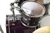 Pearl Export 5-Piece Drum Set with HWP830 and SBR Cymbal Pack - 20/14/12/10/14SD