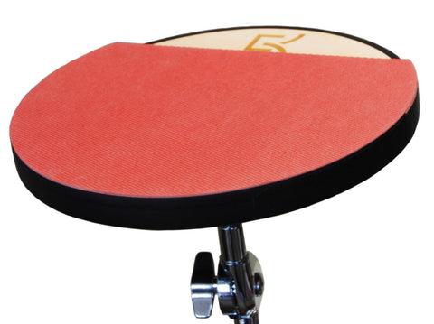 "GK 10"" Practice Pad Threaded - GK-DMH10fx"