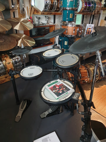 Roland td 4 complete electronic drum kit