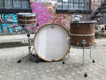 "Highwood Drums Black Walnut Drum Kit - 26"" 12"" 14"""