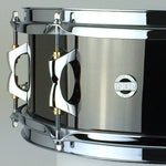 INDe Black Nickel over Brass 14x6.5 Snare Drum