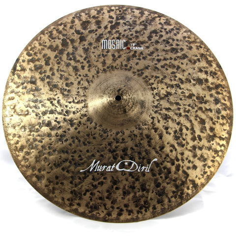 Murat Diril Mosaic Crash 18""