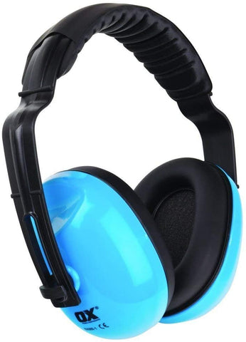 OX Premium Ear Defenders SNR 27dB - OX-S241901