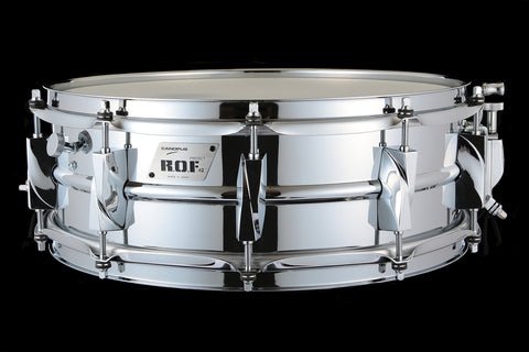 "Canopus R.O.F Limited Edition 14"" x 5.5"" Snare Drum - ROF-1450V3"