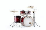 Pearl Decade Maple 5-Piece Drum Kit in Gloss Deep Red Burst with HWP830 Hardware Pack