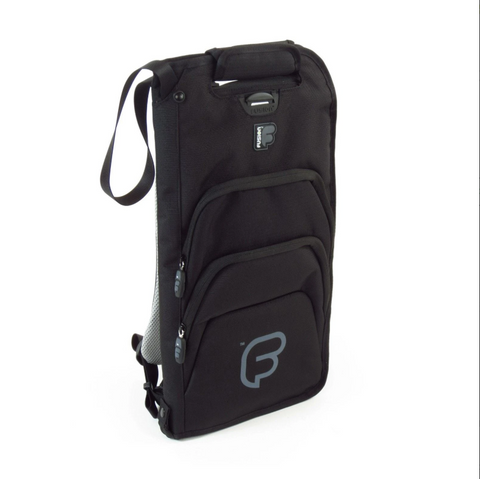 Fusion Bags -Beat 12 Stick Gig Bag - Black