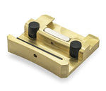 Snareweight Pro-lock Brass (used to secure #5 or JR to a Die-Cast hoop) - 007-PLB