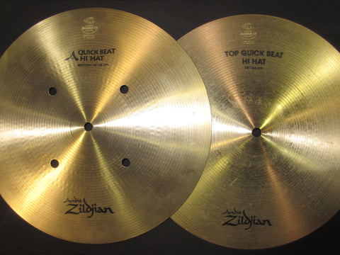 "Zildijan Quick Beat Hi Hat 14"" holes 14469"
