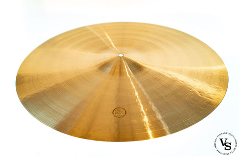 "Vintage Soul 21"" Ride Cymbal MEDIUM LIGHT (2200g-2300g) VS5021ML"