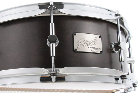 "Canopus 8ply Birch 14"" x 4"" Snare Drum"