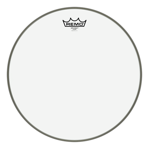 "Remo Diplomat Clear Drum Heads 10"" - BD-0310-00"