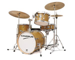 Canopus 3-Piece Yaiba II 'Bop' Drum Kit without Snare Drum