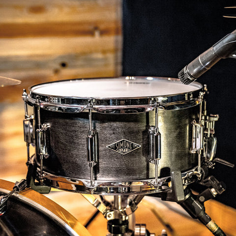 "ASBA Simone Maple 14x6.5"" Snare Drum"
