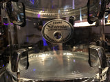 TAMA Silverstar Mirage Limited Edition Crystal Ice Acrylic Drum Kit
