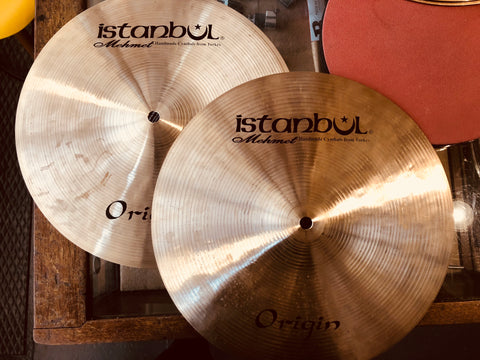 "Istanbul Mehmet Traditional 13"" Heavy"