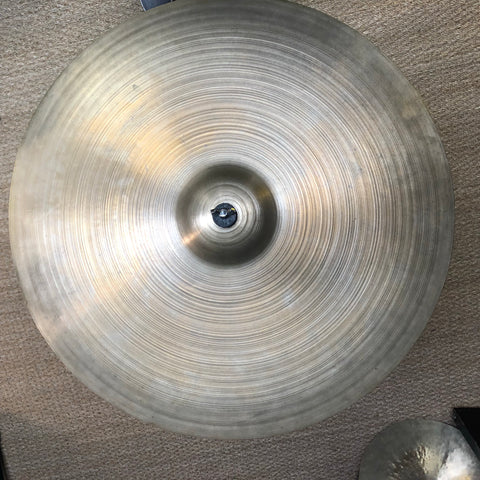 "Zildjian 14"" 1960's Vintage New Beat Hi Hat"