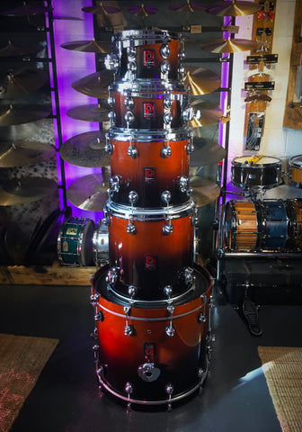 "Premier Genista Maple Drum Kit - 22"", 10"", 12"", 14"", 16"""