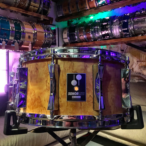 Sonor Sonorlite Vintage Snare Drum 14x7.5 Pre owned
