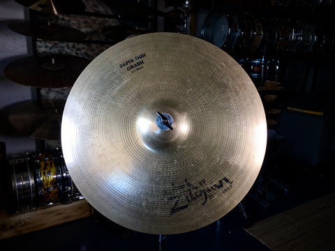 "Zildjian Paper Thin 16"" Crash Cymbal"