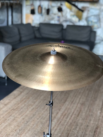 "Zildjian 21"" Sound Lab Prototype Crash/Ride Cymbal"