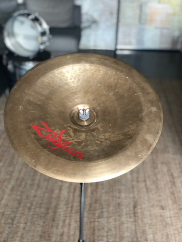 "Zildjian Oriental China ""trash"" 18"""