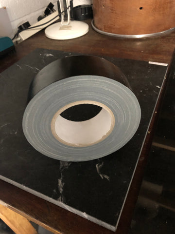 High Grade Black Gaffa Tape