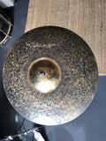 "Murat Diril Black Sea 21"" Mega Bell Ride Cymbal - BL-GM5021MB"