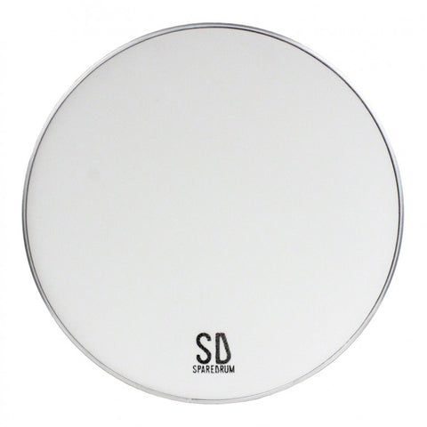 SD Mute 2-ply Mesh Head in White