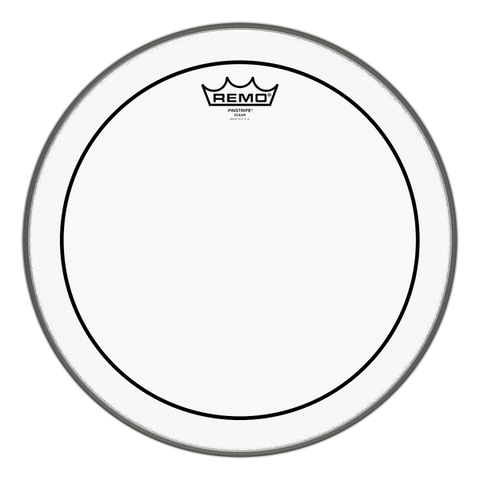 "Remo Pinstripe Clear Drum Head 18"" - PS-0318-00"