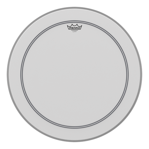 "Remo Powerstroke 3 Coated Bass Drum Head 18"" - P4-0118-BP"