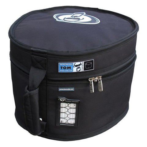 "Protection Racket 10"" x 8"" Egg Shaped Standard Tom Case - 5010-10"