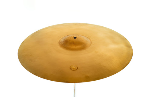 "Vintage Soul 22"" Raw Bell Ride Cymbal - VS5022RB"