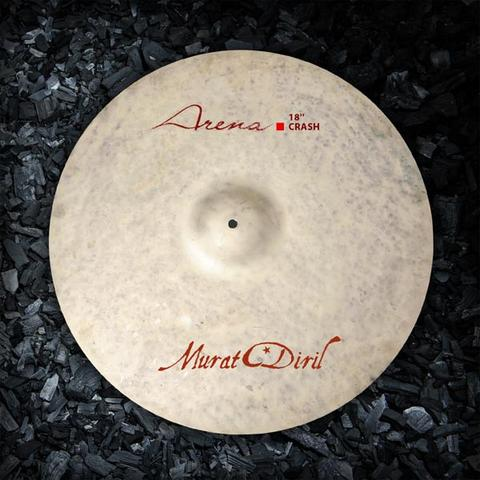 "Murat Diril Arena 19"" Crash Cymbal- AR2019"
