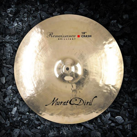 "Murat Diril Renaissance Brilliant 20"" Ride"