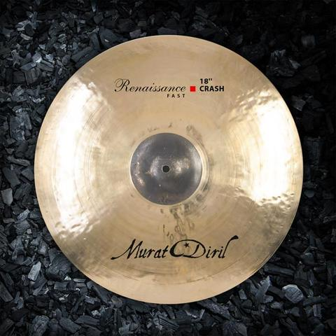 "Murat Diril Renaissance Fast 16"" Crash"