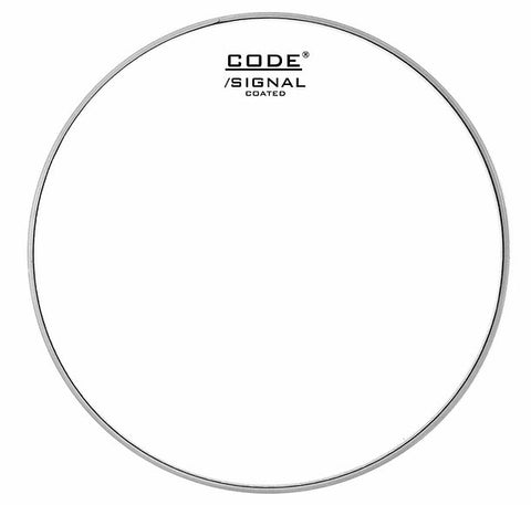CODE Signal Coated Snare Drum Heads