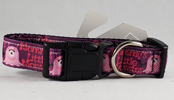 Mirage Pet Products - Mommy's Little Monster Nylon Dog Collar- Various Sizes - RPCS People & Pet Shop