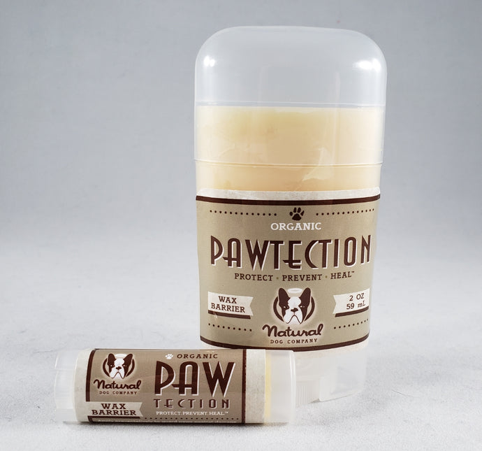 Natural Dog Company - PawTection Wax Barrier - Various Sizes - RPCS People & Pet Shop