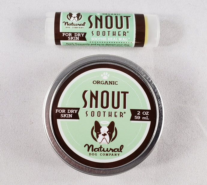 Natural Dog Company - Snout Soother Balm - Various Sizes - RPCS People & Pet Shop